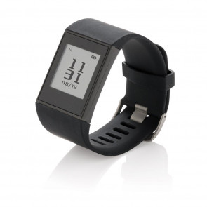Multi-sport E-ink watch