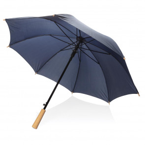"23"" auto open storm proof RPET umbrella"