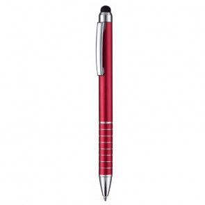 Ritter Touchpen Red