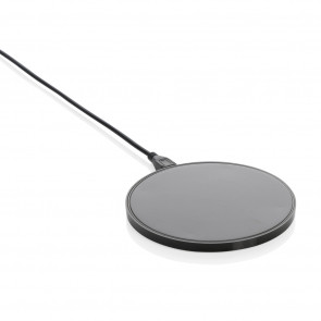 Rcs standard recycled plastic 10w wireless charger
