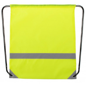 Lemap Reflective Drawstring Bag