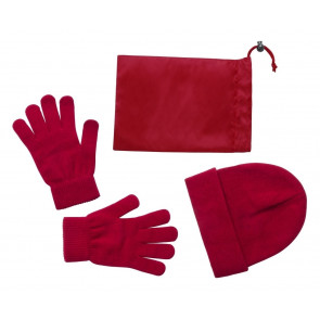 Duvel Cap And Gloves Set