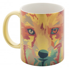 Alloy Metallic Sublimation Mug