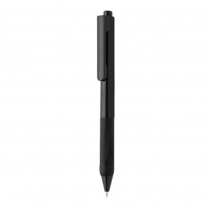 X9 solid pen with silicone grip