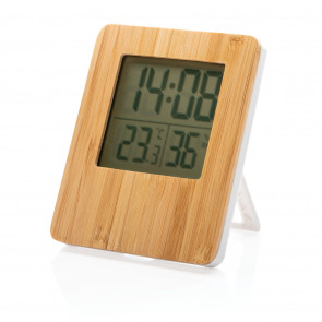 Bamboo weather station